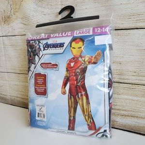 NWT Marvel Avengers End Game Iron Man Costume